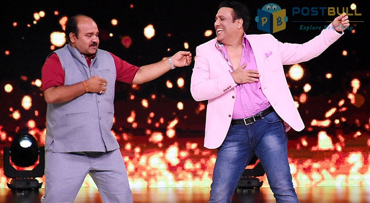Dabbu uncle wiith Govinda