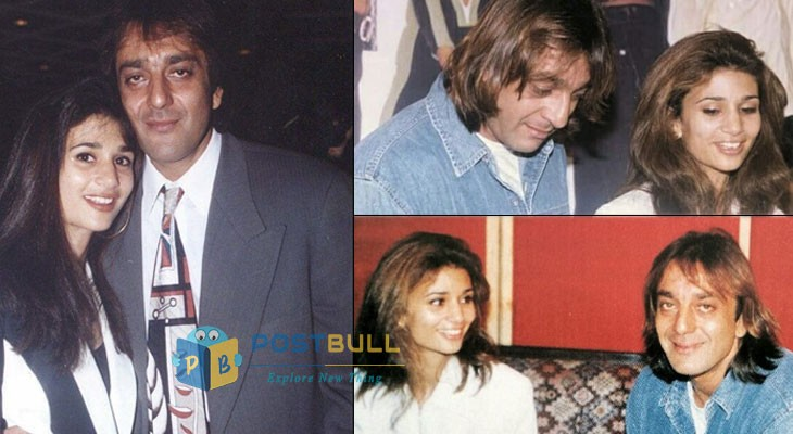 Sanjay dutt and rhea