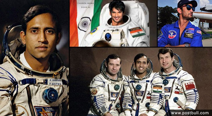 Rakesh Sharma Biopic